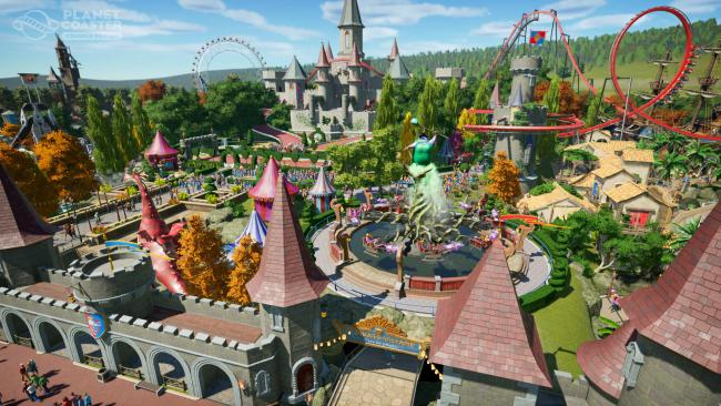 Planet Coaster Console: Gallery 17