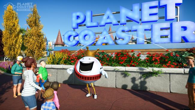 Planet Coaster Console: Gallery 18